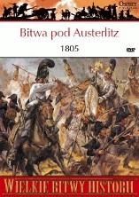Okładka książki Bitwa pod Austerlitz 1805. Los imperiów