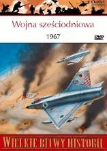 Okładka książki Wojna sześciodniowa 1967. III wojna izraelsko-arabska