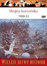 Okładka książki Wojna koreańska 1950-53. Poligon zimnej wojny