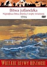 Okładka książki Bitwa jutlandzka 1916. Największa bitwa morska I wojny światowej
