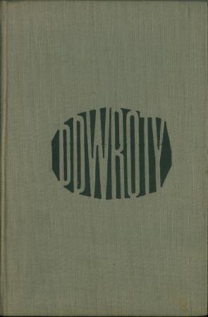 Okładka książki Odwroty