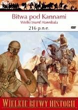 Okładka książki Bitwa pod Kannami 216 p.n.e. Wielki triumf Hannibala