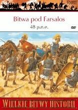 Okładka książki Bitwa pod Farsalos 48 p.n.e. Cezar i Pompejusz - starcie tytanów