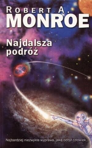 Okładka książki Najdalsza podróż