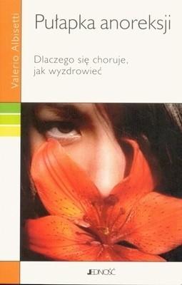 Okładka książki Pułapka anoreksji