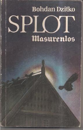 Okładka książki Splot. Masurenlos