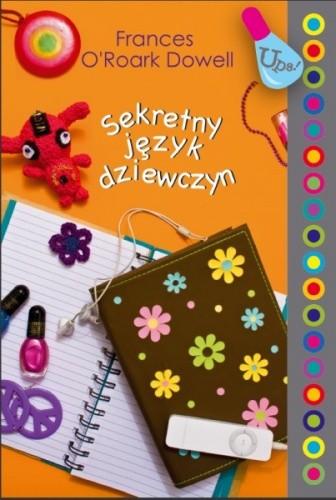 Okładka książki Sekretny język dziewczyn