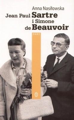 Okładka książki Jean Paul Sartre i Simone de Beauvoir
