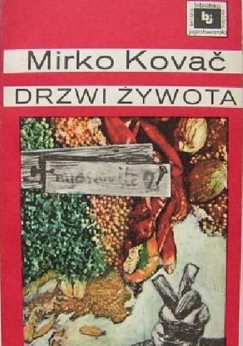 Okładka książki Drzwi żywota