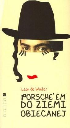 Okładka książki Porsche'em do Ziemi Obiecanej