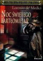 Okładka książki Noc Świętego Bartłomieja