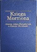 Okładka książki Księga Mormona - Jeszcze Jedno Świadectwo o Jezusie Chrystusie