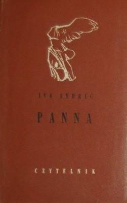 Okładka książki Panna