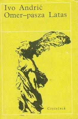 Okładka książki Omer-pasza Latas
