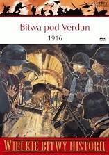 Okładka książki Bitwa pod Verdun 1916. Nie przejdą!
