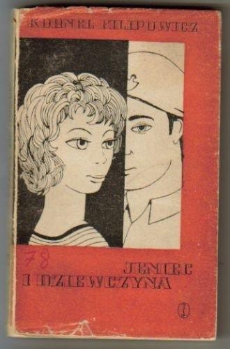 Okładka książki Jeniec i dziewczyna
