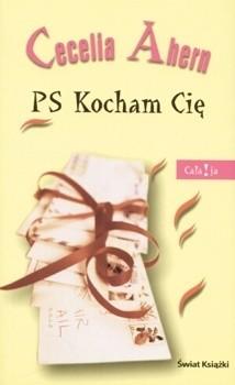 Okładka książki P.S. Kocham Cię!