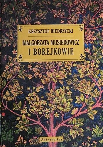 Okładka książki Małgorzata Musierowicz i Borejkowie