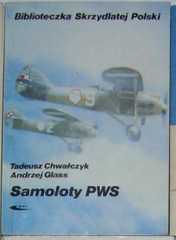 Okładka książki Samoloty PWS