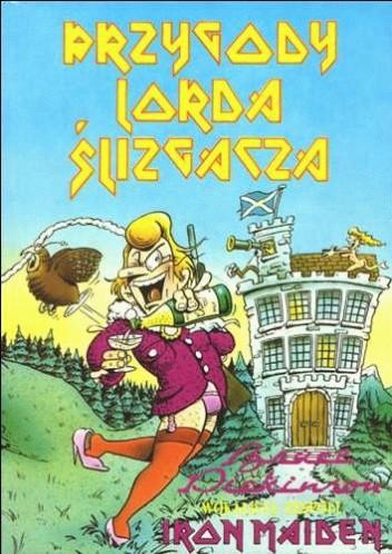 Okładka książki Przygody lorda Ślizgacza
