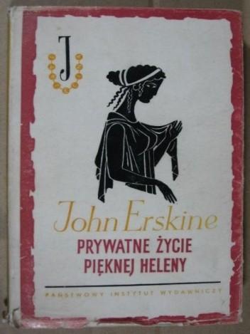 Okładka książki Prywatne życie pięknej Heleny