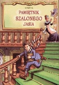 Okładka książki Pamiętnik szalonego Jasia