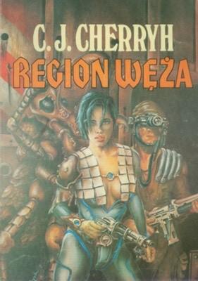 Okładka książki Region Węża