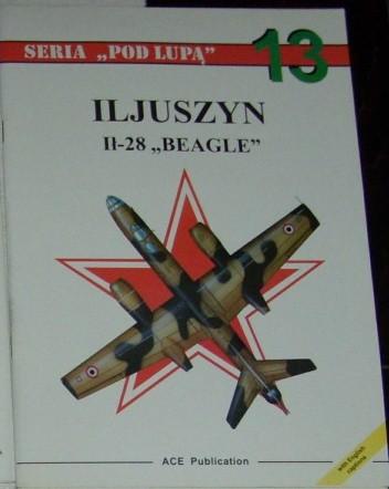 Okładka książki Iljuszyn Ił-28 BEAGLE