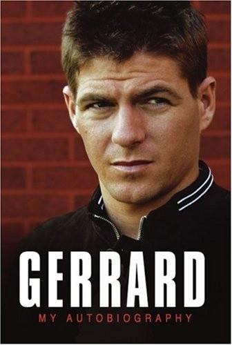 Okładka książki Gerrard: My autobiography