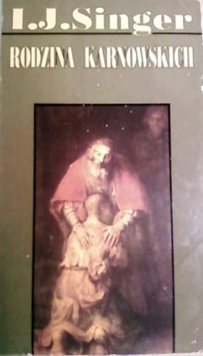 Okładka książki Rodzina Karnowskich