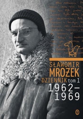 Okładka książki Dziennik tom 1 1962-1969