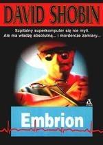 Okładka książki Embrion