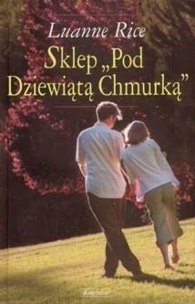 Okładka książki Sklep 'Pod dziewiątą chmurką'