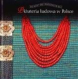Okładka książki Biżuteria ludowa w Polsce