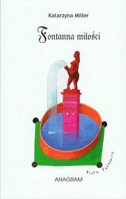 Okładka książki Fontanna miłości