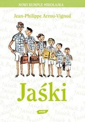 Okładka książki Jaśki