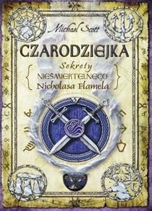 Okładka książki Czarodziejka