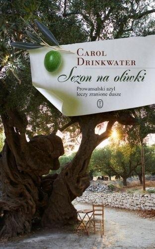 Okładka książki Sezon na oliwki