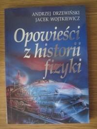 Okładka książki Opowieści z historii fizyki