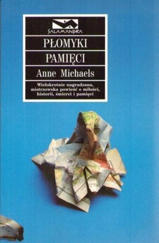 Okładka książki Płomyki pamięci