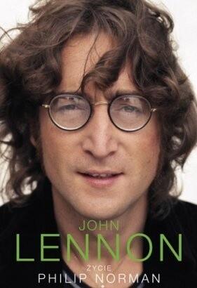 Okładka książki John Lennon. Życie