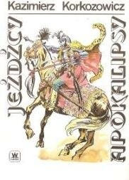 Okładka książki Jeźdźcy apokalipsy cz.III