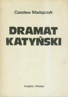 Okładka książki Dramat katyński