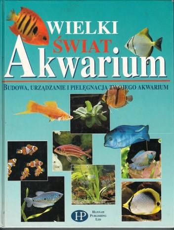 Okładka książki Wielki świat akwarium