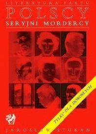 Okładka książki Polscy seryjni mordercy