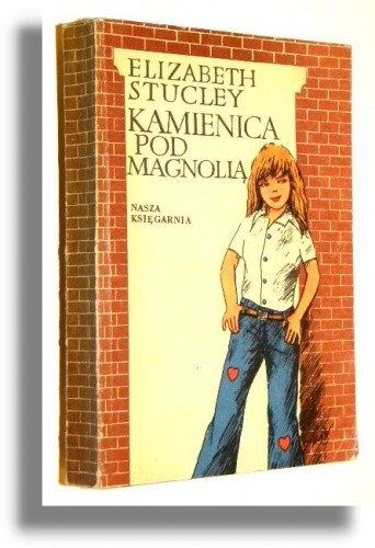 Okładka książki Kamienica pod Magnolią