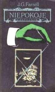 Okładka książki Niepokoje