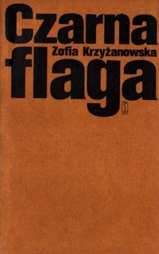 Okładka książki Czarna flaga