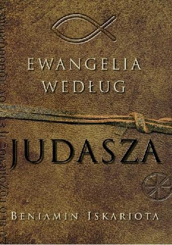 Okładka książki Ewangelia według Judasza