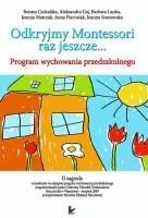 Okładka książki Odkryjmy Montessori raz jeszcze…